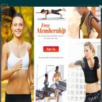Fitness Magazine image