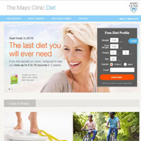 The Mayo Clinic Diet image