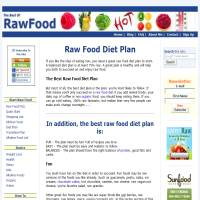 The Best of Raw Food image